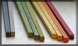 Solid Color Stringing- Square